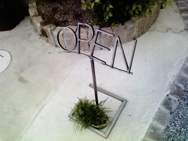 オープン!!